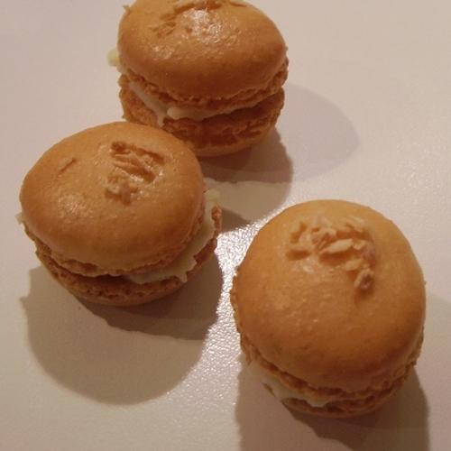 Macarons brunis
