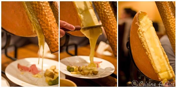 Test la cloche fromage strasbourg cuisine addict - Appareil a raclette demi meule ...