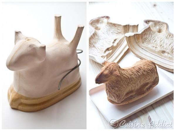 Osterlaemmele ♥ Agneau de Pâques Made in Alsace