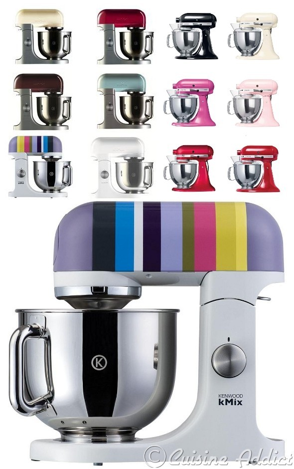 K vs ka kenwood contre kitchen aid lequel choisir - Kitchenaid ou kenwood 2017 ...