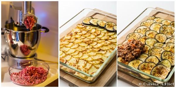 La vraie moussaka grecque cuisine addict for Cuisine grecque